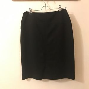 New York & Company Black Skirt